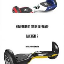 hoverboard marque française
