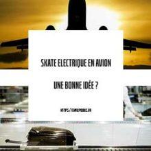 batterie lithium en avion