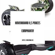 hoverboard 8,5 pouces
