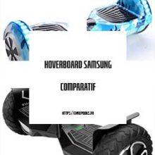 hoverboard avec batterie samsung