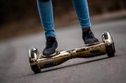 bluewheel gold hoverboard
