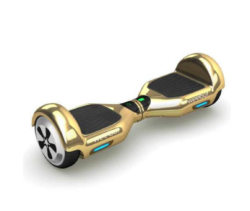 hoverboard en or enfant