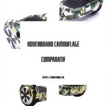 hoverboard militaire camouflage comparatif