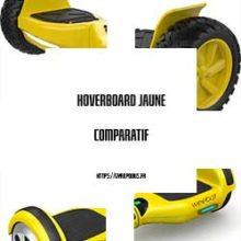 hoverboard jaune comparatif