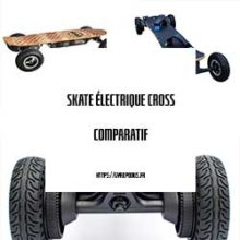 skateboard electrique cross gyropodus