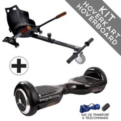 hoverkart hoverboard kit
