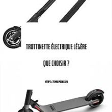 comparatif-trottinette-electrique-legere