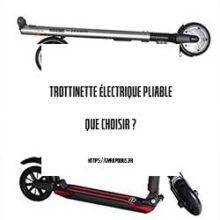 trottinette-electrique-pliable