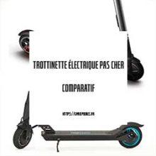 comparatif trottinette electrique adulte pas cher gyropodus