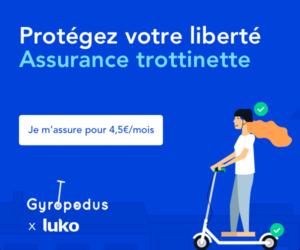 Assurance NVEI Luko Gyropodus