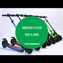 booster s plus