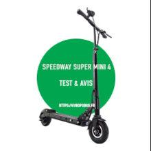 super mini 4 pro speedway
